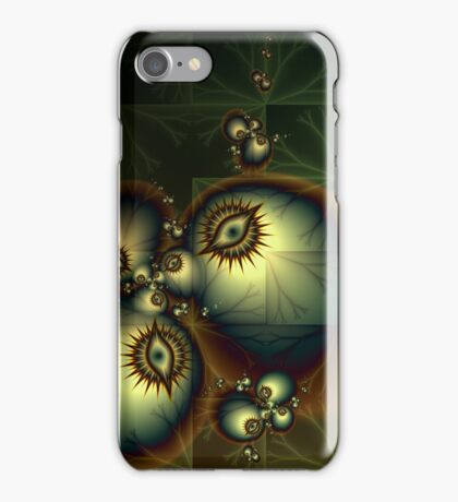 Council of Watchers iPhone Case/Skin