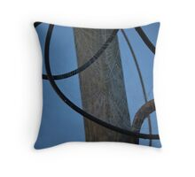 Nature's Engineers 9 Throw Pillow