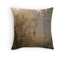 Nature's Engineers 1 Throw Pillow