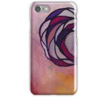 Pink Spiral Study iPhone Case/Skin