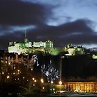 Christmas in Edinburgh by Pat Millar