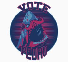 Voten por Pedro by SpecterX