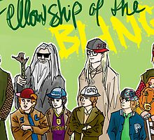 Fellowship of the Bling by nwatertribe7