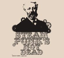 Jules Verne was a punk by pruine