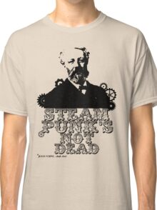 Jules Verne was a punk Classic T-Shirt