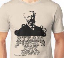 Jules Verne was a punk Unisex T-Shirt