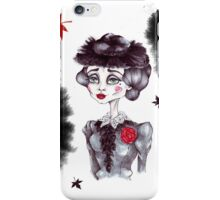 Lady Lucille iPhone Case/Skin