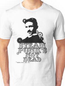 Nikola Tesla was a punk Unisex T-Shirt