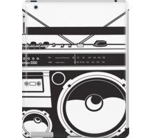Retro radio iPad Case/Skin