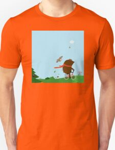 The bear goes to the City T-Shirt