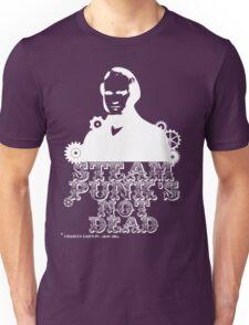 Charles Darwin was a white punk Unisex T-Shirt