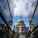 ST PAULS CATHEDRAL LONDON by gothgirl