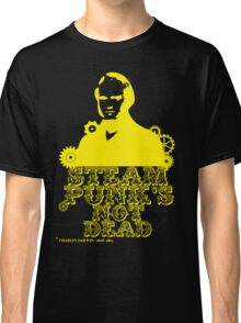 Charles Darwin was a yellow punk Classic T-Shirt