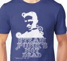 Nikola Tesla was a white punk Unisex T-Shirt