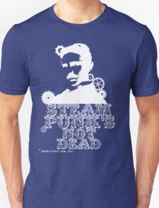 Nikola Tesla was a white punk T-Shirt