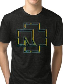 MADE IN GERMANY - construction site Tri-blend T-Shirt