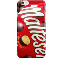 Maltesers iPhone Case/Skin