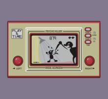 Psycho Killer Game and Watch by Iain Maynard