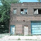Abandoned Building on East 93rd Street by BarbBarcikKeith