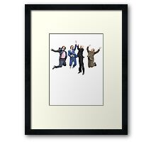 New Suits Framed Print