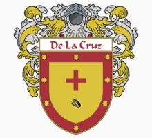 DeLaCruz Coat of Arms/Family Crest by William Martin