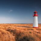 Lighthouse List West (Ellenbogen/Sylt) by Dirk Wiemer