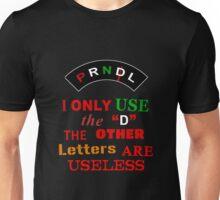 PRNDL Gauge Unisex T-Shirt
