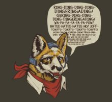 What Does the Star Fox Say? by ninjaink