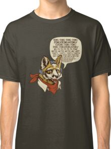 What Does the Star Fox Say? Classic T-Shirt