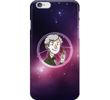 50th Anniversary 3rd Doctor iPhone Case/Skin