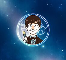 50th Anniversary 2nd Doctor by nowaitwhat