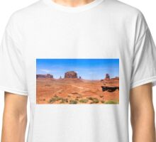 Monument Valley Cowboy Classic T-Shirt
