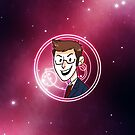 50th Anniversary 10th Doctor  by nowaitwhat