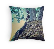 Life of a Tree Throw Pillow