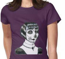 Dia De Los Muertos Portrait #1 T-Shirt