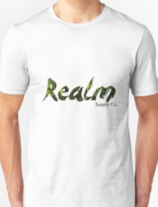 Realm Supply Co. - Woodland Unisex T-Shirt
