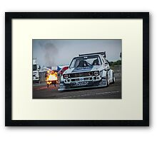 Forge Motorsport Mk1 Golf Framed Print