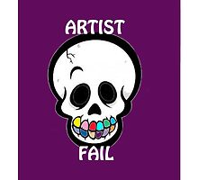 ArtistSkulls by LFandDESIGN