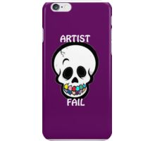 ArtistSkulls iPhone Case/Skin