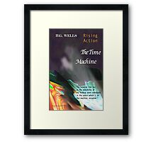 The Time Machine: Rising Action Framed Print