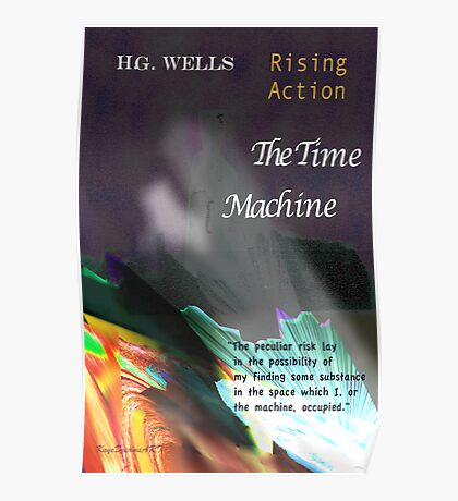 The Time Machine: Rising Action Poster