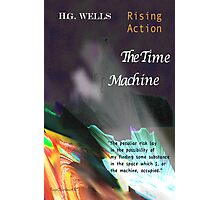 The Time Machine: Rising Action Photographic Print