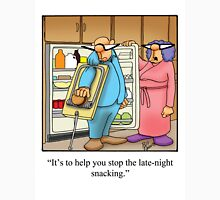 Funny Dieting Cartoon! Unisex T-Shirt
