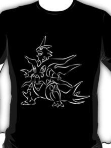 Mega Tyranitar - Pokemon X Y  T-Shirt