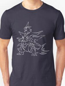 Mega Tyranitar - Pokemon X Y  Unisex T-Shirt