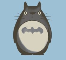 Batman Totoro Kids Clothes