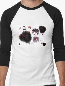Lady Lucille Men's Baseball ¾ T-Shirt