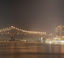 New Orleans at Night by Ryan Deis