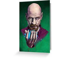 Heisenberg (Breaking Bad) Greeting Card