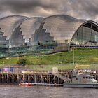 The Sage Gateshead by Jon Lees